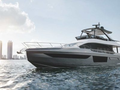 Azimut 68, three yachts in one