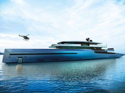 Bravo Yacht Design Group, guardando alla vela