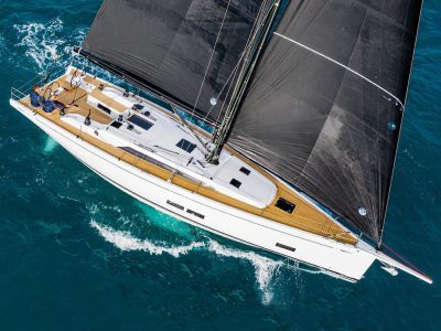 Grand Soleil GS 44, Shakespeare on board