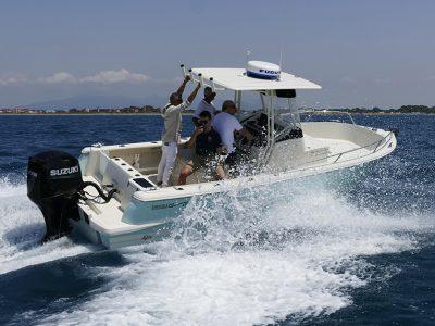 T210VM, il nuovo fisherman compatto di Tuccoli