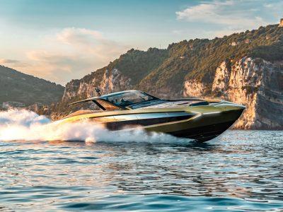 The Italian Sea Group: all'armatore il primo Tecnomar for Lamborghini 63