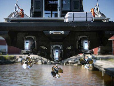 Volvo Penta: DPI Aquamatic ora anche sulle barche più grandi