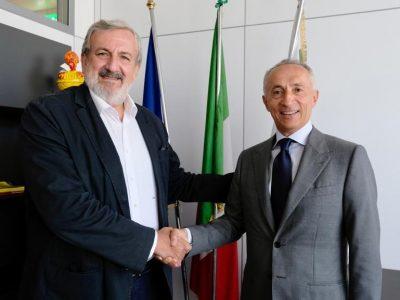 Unione d'intenti con la Regione Puglia, il Gruppo Ferretti investe a Taranto