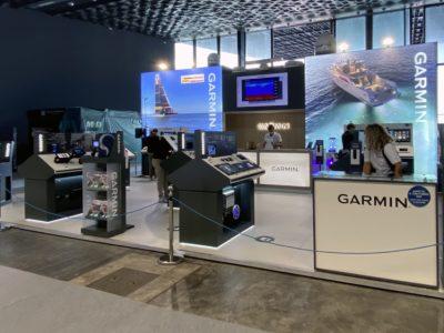 Forte presenza di Garmin al 61esimo Salone Nautico di Genova