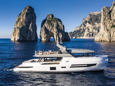 Sherpa XL, the pocket super yacht