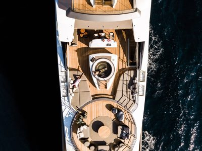 L'ipoteca sullo yacht