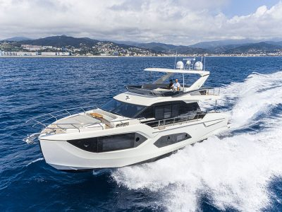 Absolute 60 Fly: the sea trial video