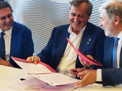 Sviluppo della nautica, c'è accordo tra Genova e Venezia