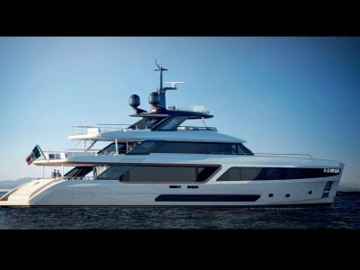 Benetti al Cannes Yachting Festival con un'anteprima mondiale