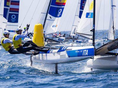 Al Salone Nautico di Genova i protagonisti dello sport