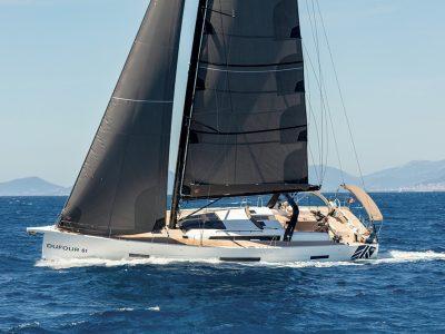 Dufour Yachts: tre novità in dodici mesi