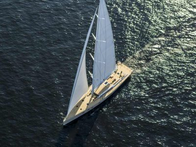 Swan 120 debut at the Monaco Yacht Show