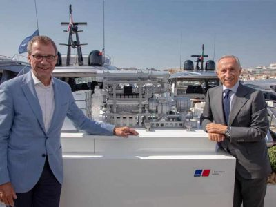 Rolls-Royce and Ferretti Group together for sustainability
