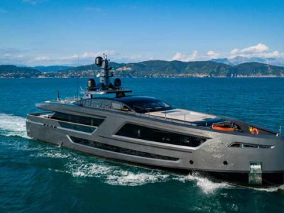 Baglietto, 13 yachts under construction and B Zero project