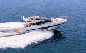 princess yachts