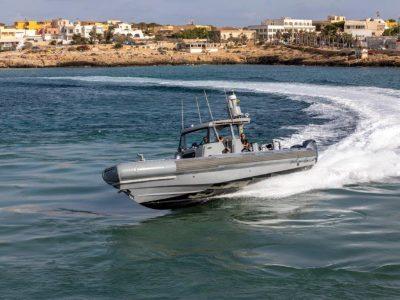 Sicurezza del mare, Yamaha al fianco della Guardia di Finanza