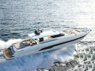 Austin Parker Yachts Ibiza 85