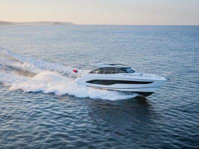 Princess Yachts, cinque gli yacht al Southampton International Boat Show