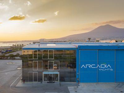 Arcadia Yachts si rafforza in Turchia con Tezmarin
