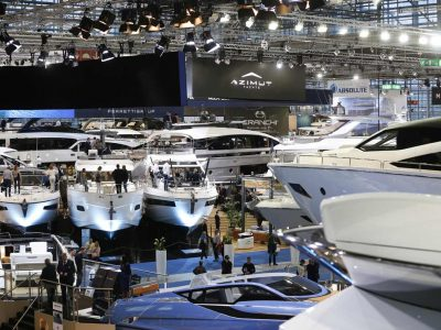 Boot Düsseldorf, a trend report on luxury yachting charter