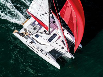 Neel Trimarans, the importance of sustainability