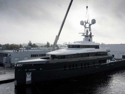 Vitruvius Yachts Shinkai, no compromises