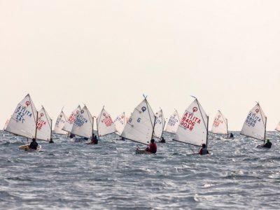 Yacht Club Italiano, al via l'ultima tappa del circuito Optimist
