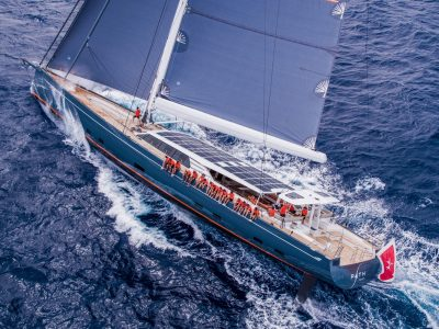 Baltic Yachts, Path makes waves at the Monaco Yacht Show
