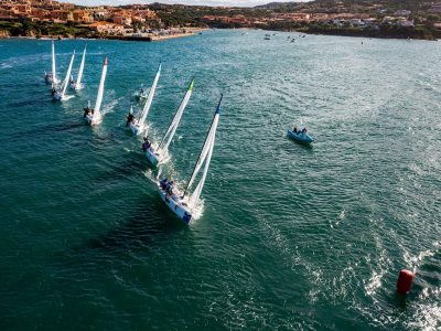 Finale Sailing Champions League, a Porto Cervo vince Esbo Segelförening