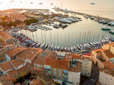Swan One Design: Saint Tropez welcomes the teams